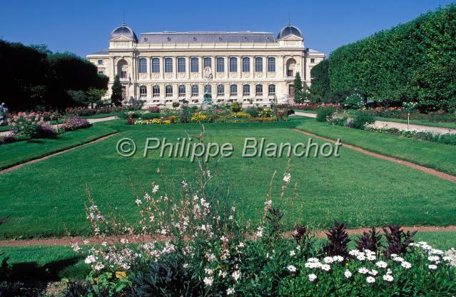 Philippe blanchot mnhn for Jardin 5e paris